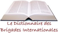Dictionnaire des Brigades Internationales